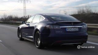 E-Auto Tesla Model S: Was steckt drin?