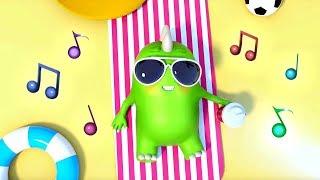 Песенка Дракоши! - Сина и Ло - Лучшие музыкальные мультики для детей.
