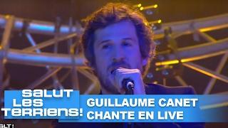 Guillaume Canet en live sur