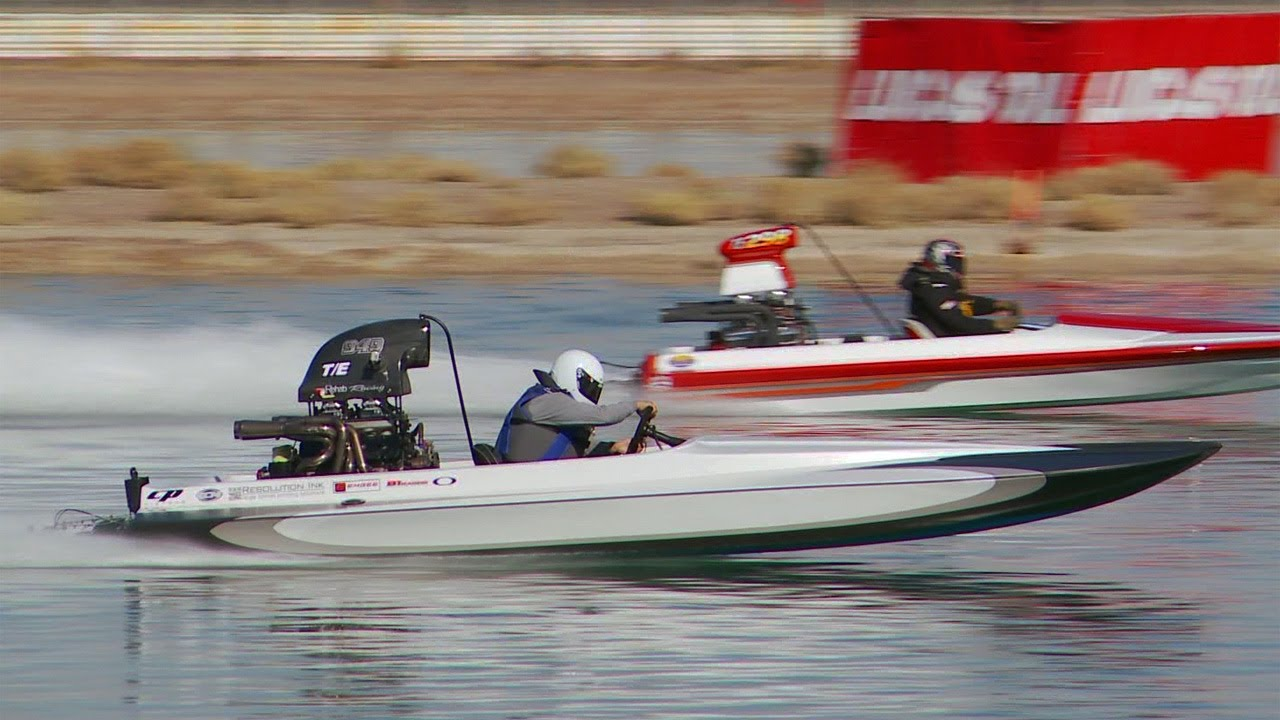 Drag Boat Racing! - Hot Rod Unlimited Episode 22