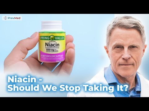 Niacin & The AIM-HIGH Trial - Should We Stop Taking Niacin?