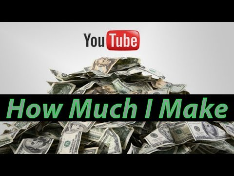 How Much Money Do Youtubers Make 2018