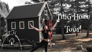 Tiny House Tour! - The Tiny Abode - Airbnb Australia 🇦🇺