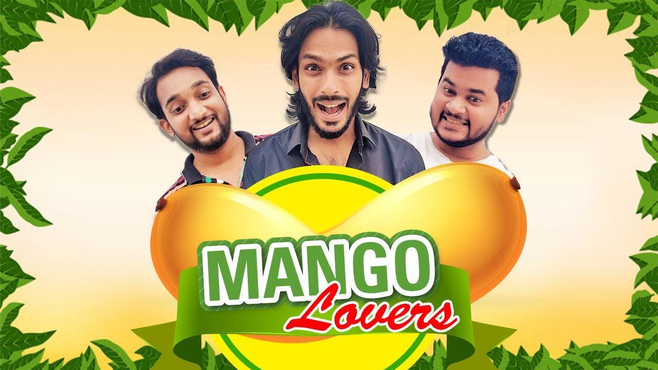Mango Lovers - Comedy Skit - Sajid Ali