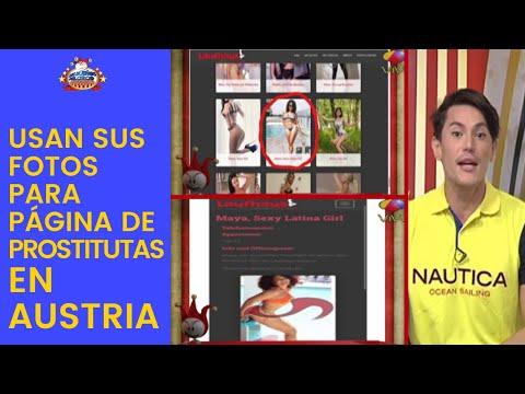 Le Hacen Maldad A Cheddy García. Usan Sus Fotos Para Página De Prostitutas En Austria