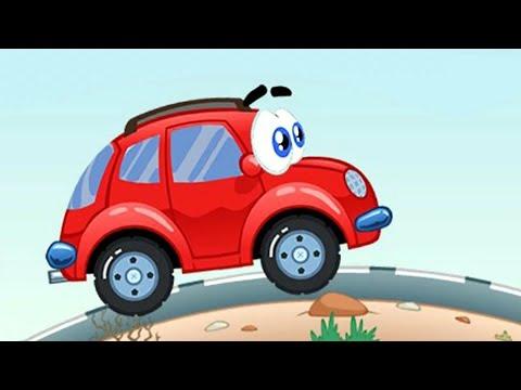 Мультики Про Машинки. Развивающие Мультфильмы Для Детей