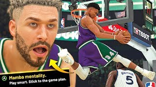 DEMIGOD Giannis ENDED Mo Bamba! Zion and Lonzo wake Mamba Mentality! - NBA 2K20 MyCAREER #9