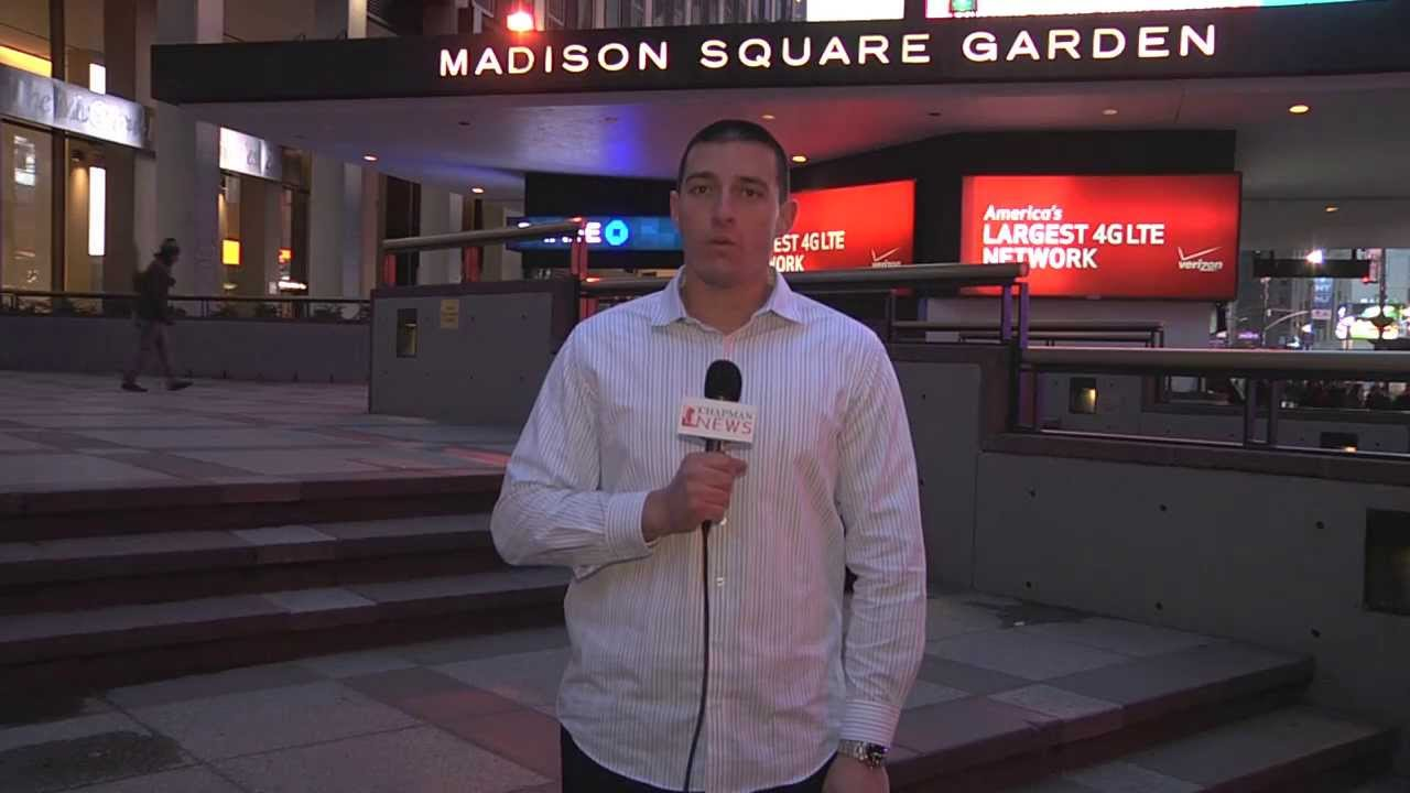 Penn Station Renovation May Force Madison Square Garden To Move Youtube