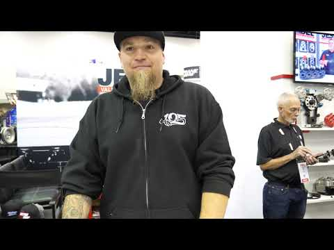 STREET OUTLAWS – Shawn Ellington Discusses the Murder Nova 1 and 2 at PRI 2018