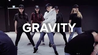 Gravity - traila$ong ft. DION / Yoojung Lee Choreography