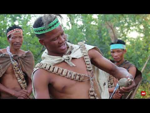 Meeting the Khoisan