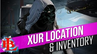 xur location and inventory 10 7 16 recommendation where is xur october 7   new weapons shinobu s vow