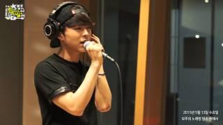 Park Si hwan - Love, 박시환 - 사랑아 [별이 빛나는 밤에] 20150513