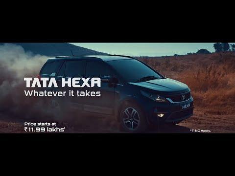 The Spirit of Hexa Full HD    Tata Hexa 2018