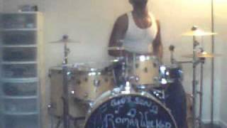 GHOST THE DRUMMER-MARVIN SAPP NOT THE TIME NOT THE PLACE