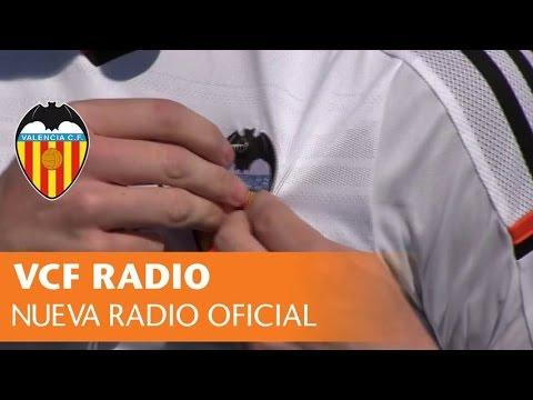Nace VCF Radio, la radio oficial del Valencia CF