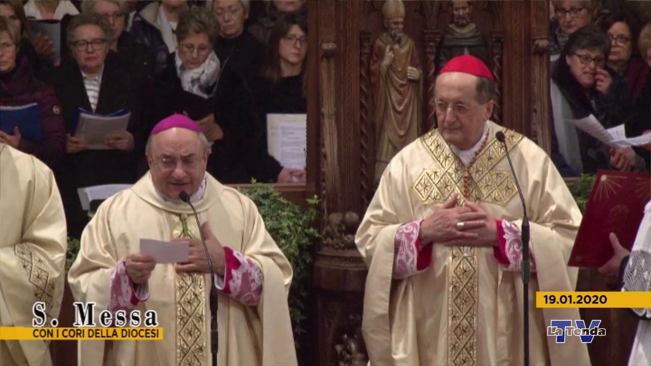 S. Messa con i cori della diocesi
