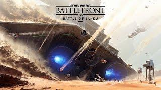 Star Wars: Battlefront - Battle of Jakku - PC Gameplay