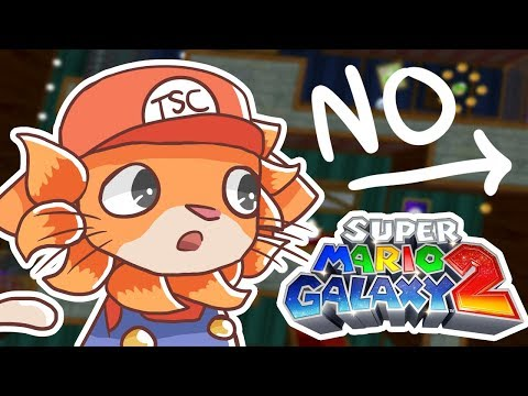 Super Mario Galaxy 2 Without Pressing Right   LIVE