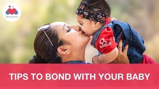 Easy Tips to Bond With Your Baby | Baby Bonding | Momspresso screenshot 3