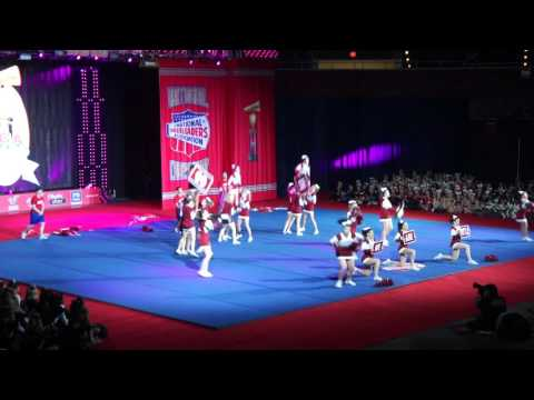 NCA Nationals 2016 - Tuttle High School - Day 2