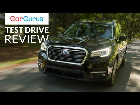 2019 Subaru Ascent | CarGurus Test Drive Review