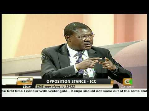 Cheche Interview with Moses Wetangula-Senator,Bungoma Part 2