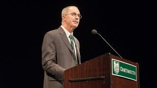 Moving Dartmouth Forward: An Address by President Phil Hanlon '77