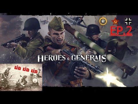 Hero and general#2  Fallschirmสายย่อ on the field