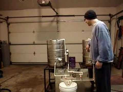 How To All Grain Brew With Quot Rims Quot System Youtube