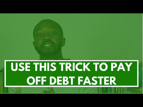 Little-known trick | come up with money to pay off debt faster