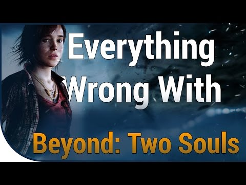 GAME SINS | Everything Wrong With Beyond: Two Souls