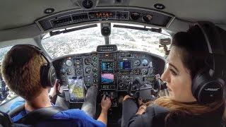 IFR Flight VLOG - Steveo1kinevo Meet up! thumbnail