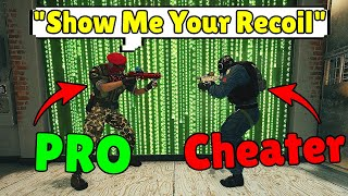 This is Why Pro Players Are SMARTER Than Cheaters - Rainbow Six Siege
