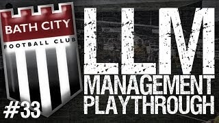 Football Manager 2014 Let's Play | LLM Playthrough #33 | FA Trophy Chance | Gameplay