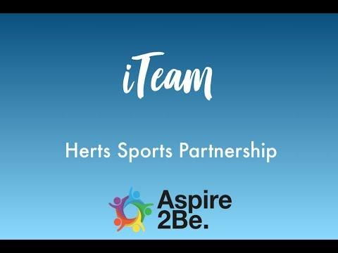 iTeam Film - Herts Sports PArtnership