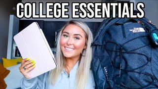 Must Haves For College Freshmen