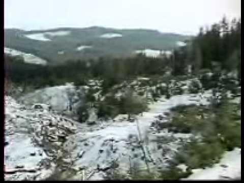 Part II Oregon 1970 Department of Interior Bureau of Mines, Mineral Industries 2 of 3