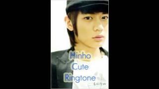 SHINee's Minho Showing Aegyo Ringtone + Download Link