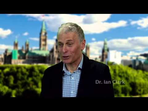 Dr. Ian Clark Glacier