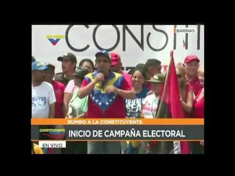 Adán Chávez amenazó con tomar las armas para defender a Maduro