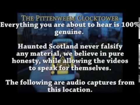 Ghost Voices 2014: Pittenweem Clocktower