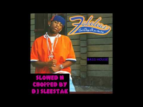 Fabolous - You Can't Deny It (Slowed N...