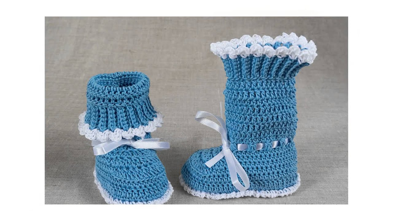 Crochet Pattern For Slippers With Leather Soles Youtube