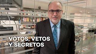 Votos, vetos, secretos | Enfoque Enric Juliana