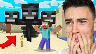 HEROBRINE TO PRZEDE MNĄ UKRYWAŁ w Minecraft!