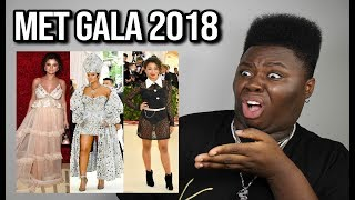 THE BEST & WORST MET GALA LOOKS OF 2018