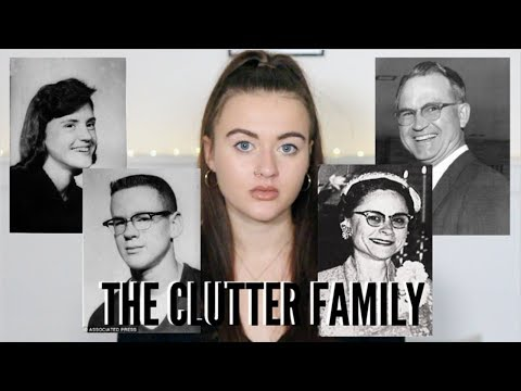 THE SOLVED CLUTTER FAMILY MURDERS | MIDWEEK MYSTERY