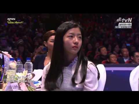 141115 - Sugar Free - T-ARA @ 2014 APAN Star Awards