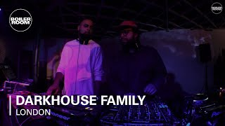 Darkhouse Family Boiler Room London DJ Set